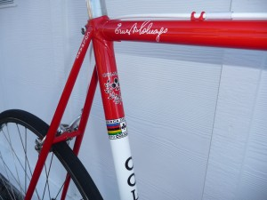 Colnago Detail