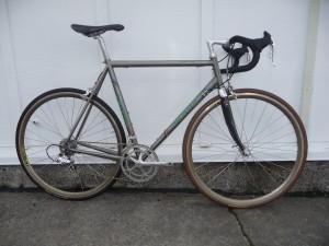 Eddy Merckx Titanium EX