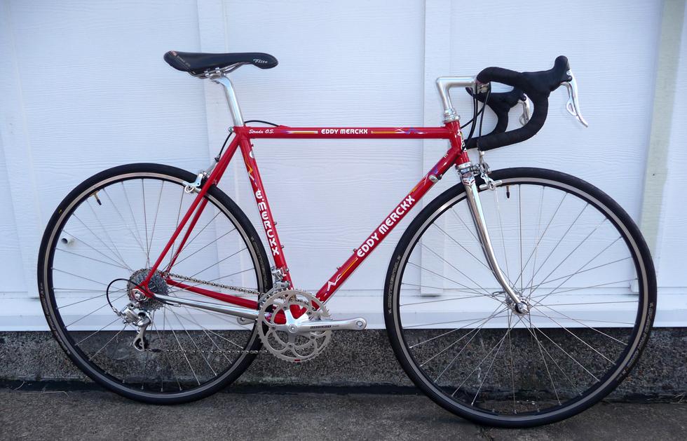 Eddy Merckx Strada OS
