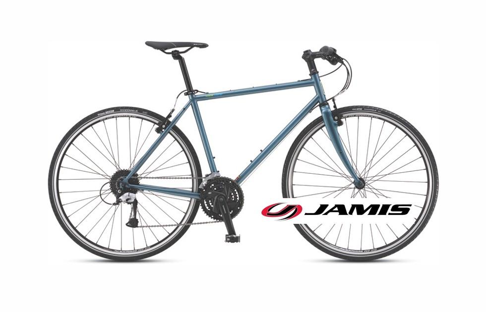 2016 Coda Comp w Jamis Logo