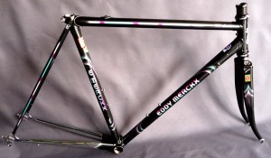 Eddy Merckx MX Leader Frameset
