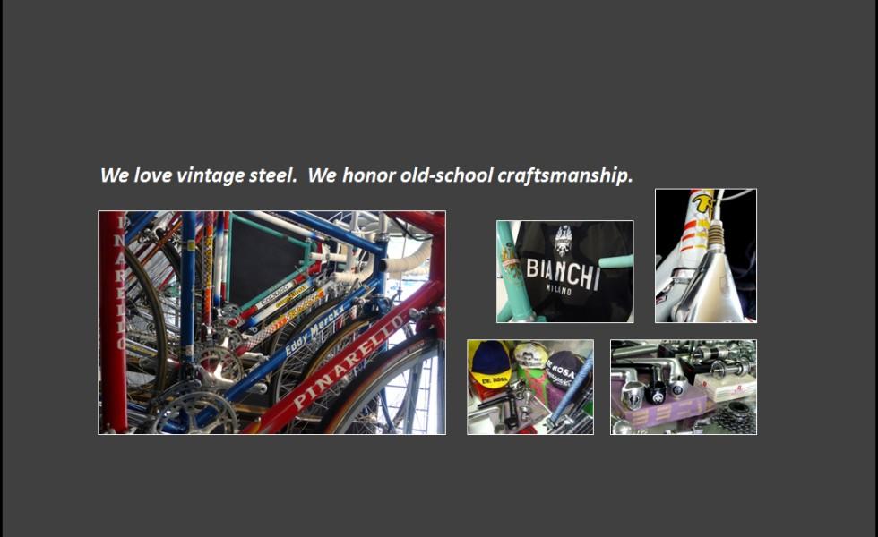 Vintage Steel 3