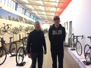 glenn-and-marc-at-eddy-merckx-showroom