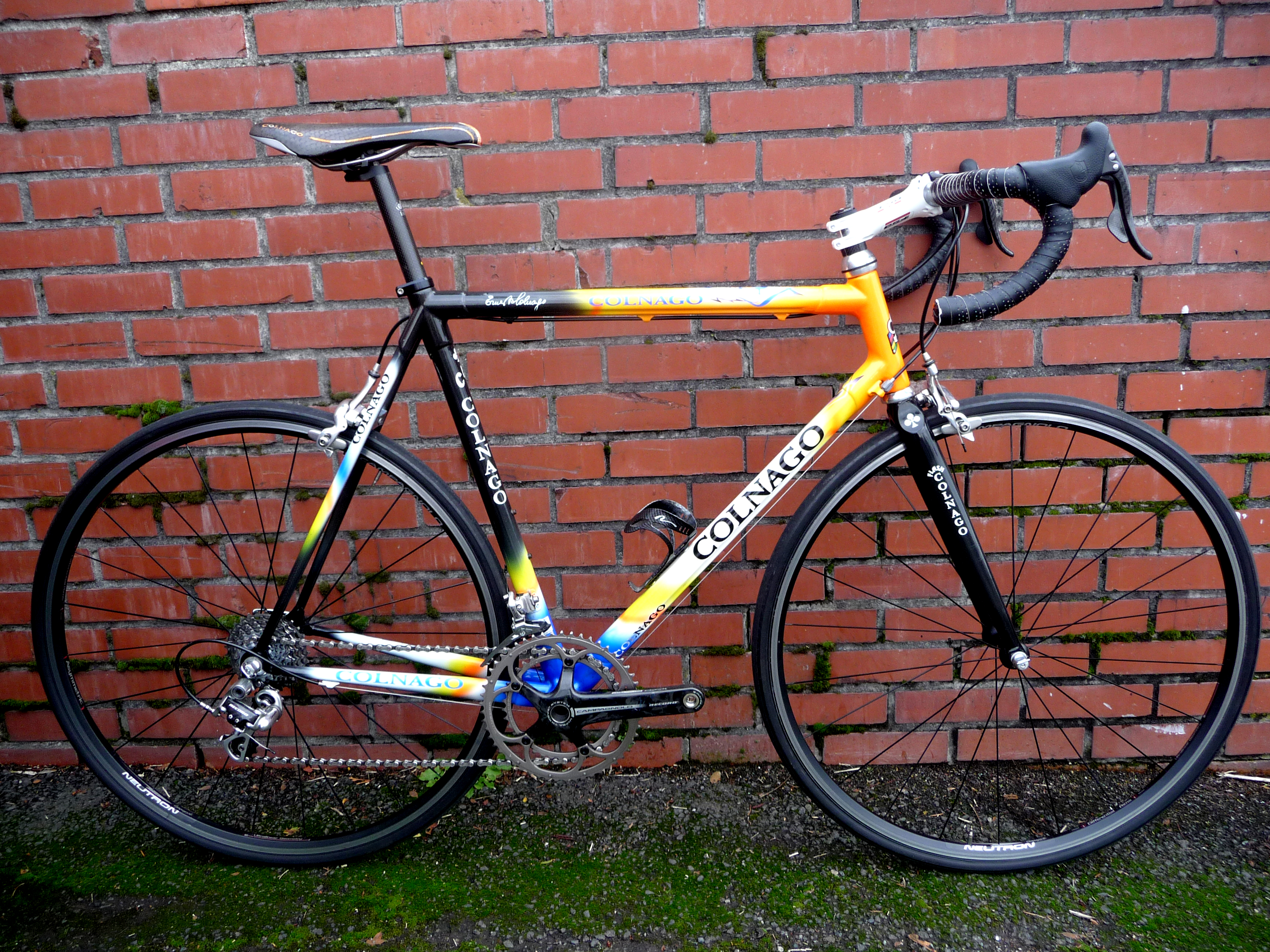 colnago c40 specifications
